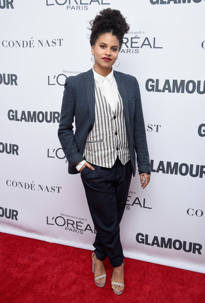 Glamour Celebrates 2017 Women of the Year Awards - Arrivals
