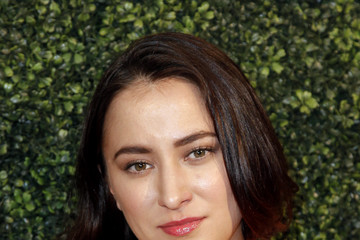 Zelda Williams MAISON-DE-MODE Celebrates Sustainable Style By Honoring Suzy Amis Cameron Of Red Carpet Green Dress - Arrivals