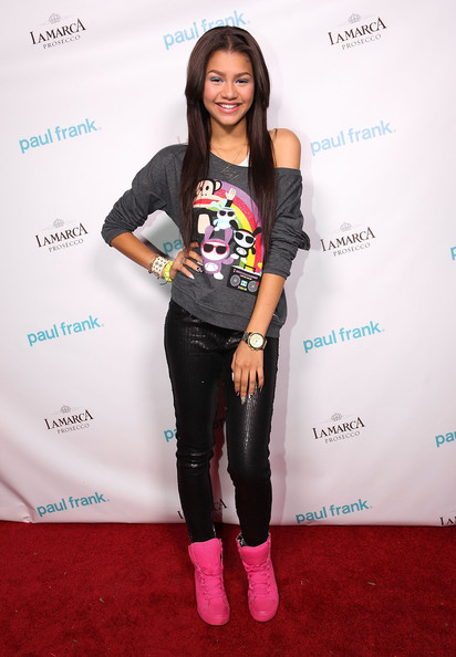 Zendaya Coleman - Paul Frank Fashion's Night Out