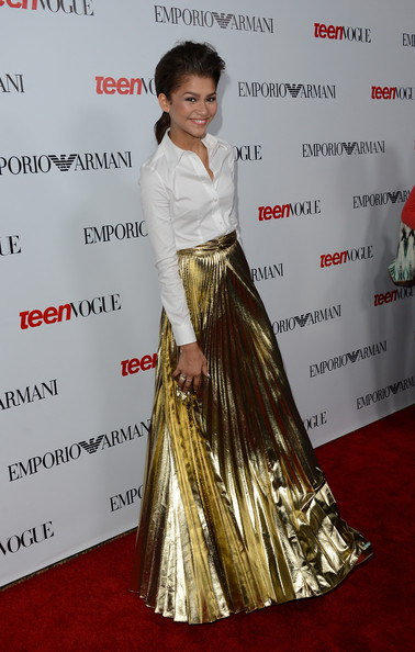 Zendaya Coleman - Teen Vogue's 10th Anniversary Annual Young Hollywood Party - Arrivals