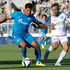 Hulk Photos - Hulk (L) of FC Zenit St. Petersburg and Maciej Rybus of FC Terek Grozny vie for the ball during the Russian Football League match between FC Zenit St. Petersburg and FC Terek Grozny at the Petrovsky stadium on August 1, 2015 in St. Petersburg, Russia. - Zenit St Petersburg v FC Terek Grozny - Russian Premier League