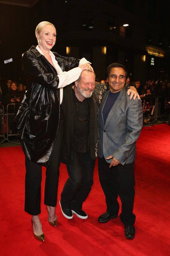 Terry Gilliam and Gwendoline Christie Photos Photos ...