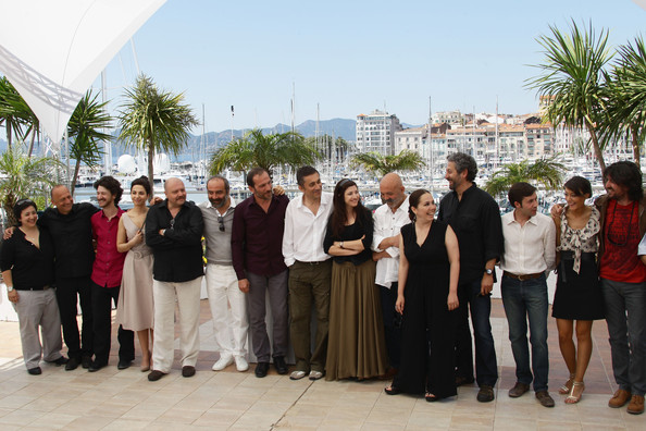 """Bir Zamanlar Anadolu'Da"" Photocall - 64th Annual Cannes Film Festival [social group,people,event,community,team,tourism,adaptation]"