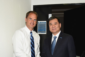 Zhang Jindong FC Internazionale v Juventus FC - Serie A