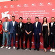 Zhang Yimou 'Ying (Shadow)' And 2018 Jaeger-LeCoultre Glory To The Filmaker Award to Zhang Yimou Photocall - 75th Venice Film Festival