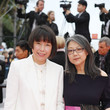 Zhang Yu 'The Wild Goose Lake (Nan Fang Che Zhan De Ju Hui/ Le Lac Aux Oies Sauvages)' Red Carpet - The 72nd Annual Cannes Film Festival
