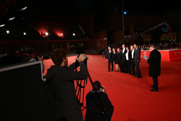 Zhang Yuan Award Ceremony Red Carpet - The 8th Rome Film Festival