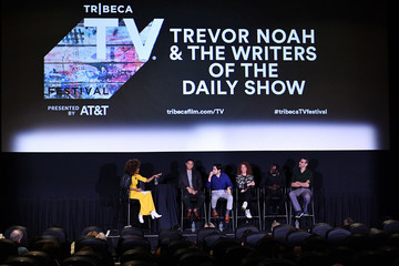 Zhubin Parang Tribeca TV Festival Conversation With Trevor Noah and the Writers of 'The Daily Show'