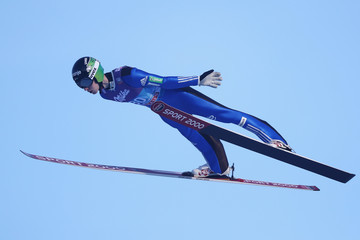 Ziga Jelar FIS Nordic World Cup - Four Hills Tournament Qualification