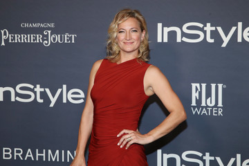 Zoe Bell FIJI Water At The 2017 InStyle Awards