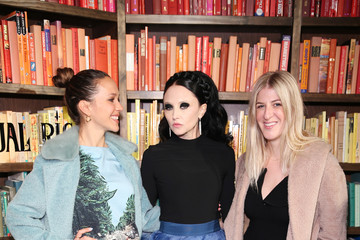 Zoe Buckman Alice + Olivia By Stacey Bendet - Presentation - February 2018 - New York Fashion Week: The Shows
