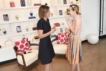 Zoe Kazan Glamour And Facebook Host Luncheon To Discuss Election 2016 At Samsung 837 In NYC