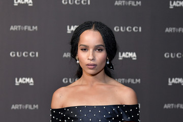 Zoe Kravitz 2018 LACMA Art + Film Gala Honoring Catherine Opie And Guillermo Del Toro Presented By Gucci - Red Carpet