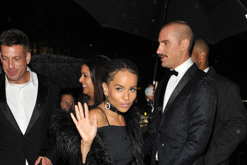 Zoe Kravitz 'Manus x Machina: Fashion in an Age of Technology' Costume Institute Gala - After Parties