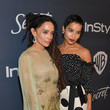 Zoe Kravitz The 2020 InStyle And Warner Bros. 77th Annual Golden Globe Awards Post-Party - Red Carpet