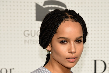 Zoe Kravitz Guggenheim International Gala Pre-Party Made Possible By Dior