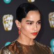 Zoe Kravitz EE British Academy Film Awards 2020 - Red Carpet Arrivals