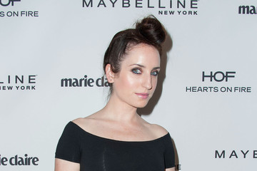 Zoe Lister Jones Marie Claire's Fresh Faces Party