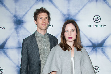 Zoe Lister Jones Arrivals at the Refinery29 Holiday Party