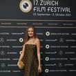 Zoe Pastelle Holthuizen Green Carpet Opening Night &