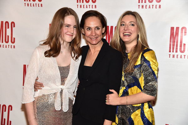 Zoe Perry Laurie Metcalf Mae Akins Roth Zoe Perry And