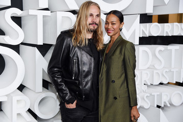Zoe Saldana Nordstrom NYC Flagship Opening Party
