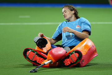 Zoe Shipperley 20th Commonwealth Games: Hockey
