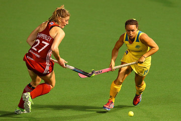 Zoe Shipperley Australia v Great Britain