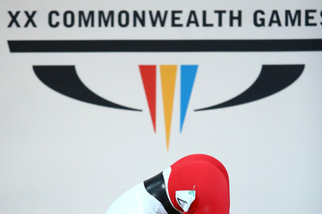 Zoe Smith 20th Commonwealth Games - Day 3: Weightlifting