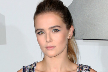 Zoey Deutch Chanel Dinner Celebrating L'Eau With Lily-Rose Depp, Los Angeles, CA - Arrivals