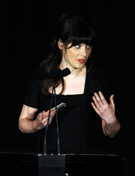 Zooey Deschanel Show