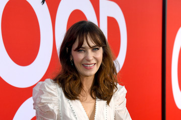 Zooey Deschanel Premiere Of Universal Pictures' 'Good Boys' - Red Carpet
