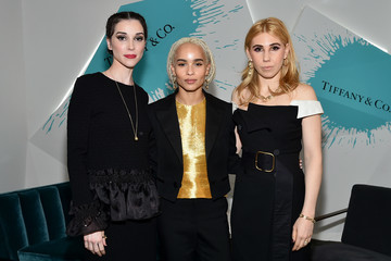 Zosia Mamet Tiffany & Co Whitney Event - Arrivals