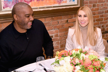 Zosia Mamet Jury Welcome Lunch - 2018 Tribeca Film Festival