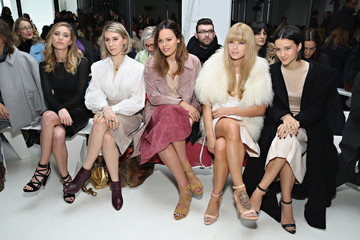 Zosia Mamet Jill Stuart - Front Row - Mercedes-Benz Fashion Week Fall 2015