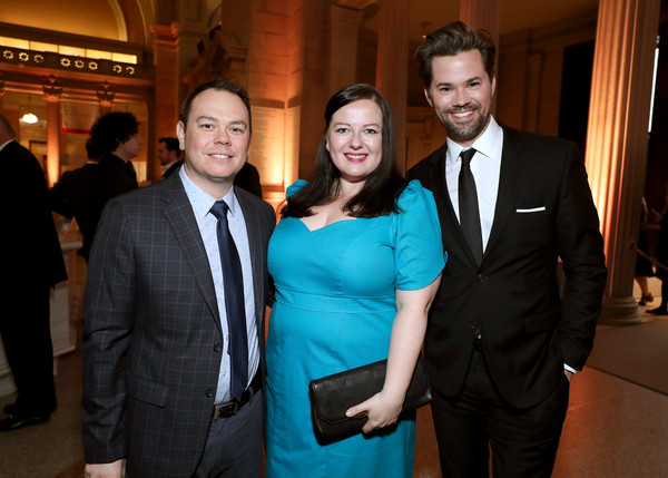 Zuzanna Szadkowski and Andrew Rannells Photos - 1 of 20