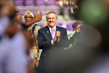 Zygi Wilf Houston Texans v Minnesota Vikings