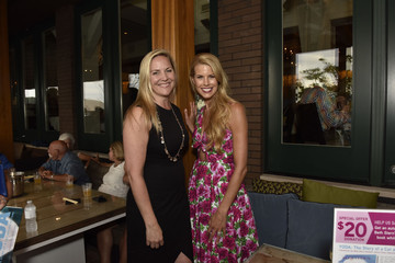 abby sheeline Guests Attend 'A Gold Coast Affair 2015'