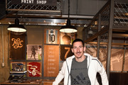New York Red Bulls soccer player Sacha Kljestan attends the opening of the adidas Flagship New York City location on December 1, 2016 in New York City.