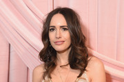 Louise Roe attends the alice + olivia by Stacey Bendet Fall 2017 Presentation at Highline Stages on February 14, 2017 in New York City.
