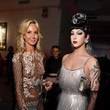 Lady Victoria Harvey and Violet Chachki