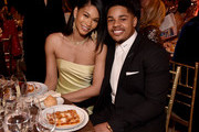 Chanel Iman Sterling Shepard Photos Photo