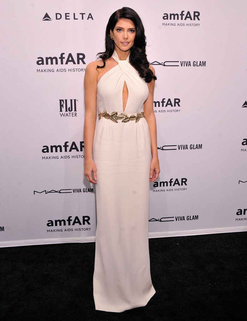 Ashley+Greene in amfAR New York Gala To Kick Off Fall 2013 Fashion Week - Arrivals