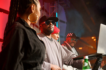 """apl.de.ap Taboo Casamigos Presents Sports Illustrated """"The Party"""""""