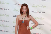 Actress Shannon Lucio attends 'blink/drEam' an evening of Movement, Memory and Fantasy presented by collidEdance and The Music Box at The Music Box on August 19, 2010 in Los Angeles, California.