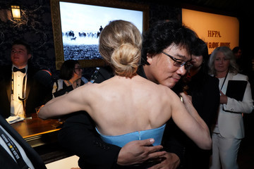director Bong Joon-ho Official Viewing And After Party Of The Golden Globe Awards