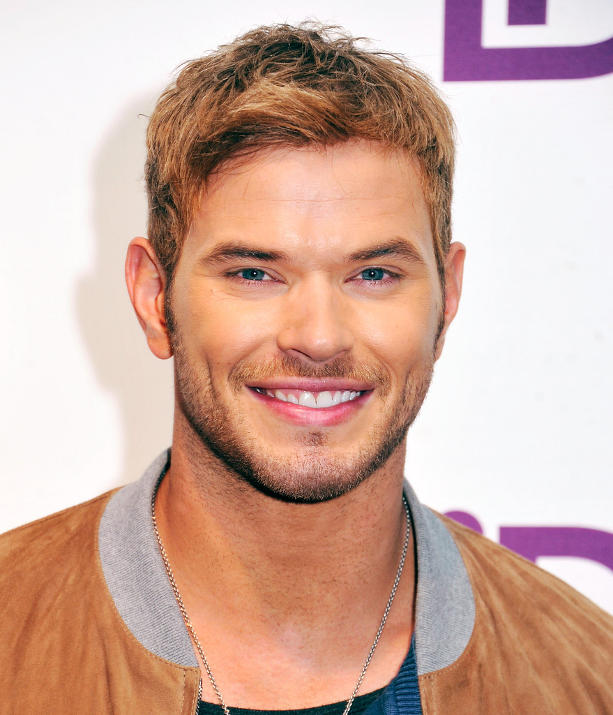 Kellan Lutz: ID Gum Launch Event Hosted By