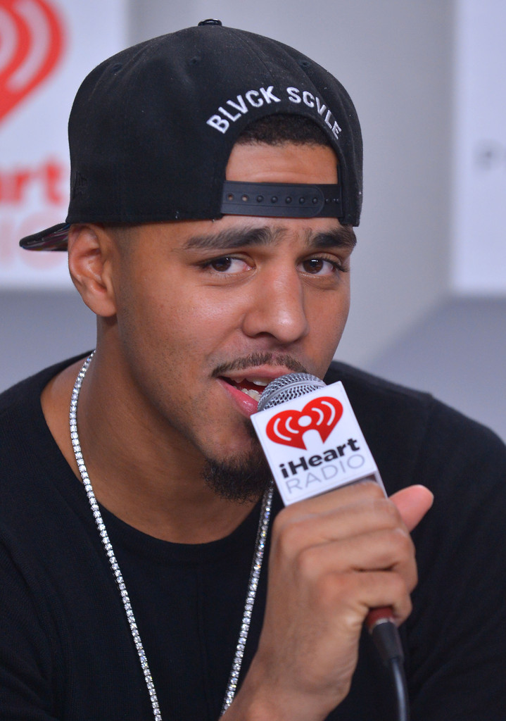 58c77fd566785 J. Cole Photos»Photostream · Main · Articles · Pictures · Backstage at the iHeartRadio  Music Festival