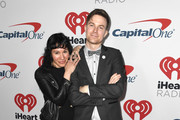 Kim Schifino and Matt Johnson attend the iHeartRadio Podcast Awards Presented By Capital One  at iHeartRadio Theater on January 18, 2019 in Burbank, California.