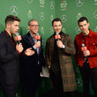 Nick Jonas and Elvis Duran Photos